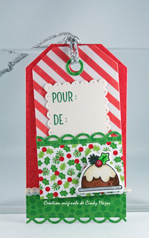 Doodlebug Christmas Tag_Cindy Major