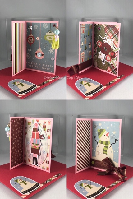 Holly Jolly Pinwheel Tower Card_Cindy Major