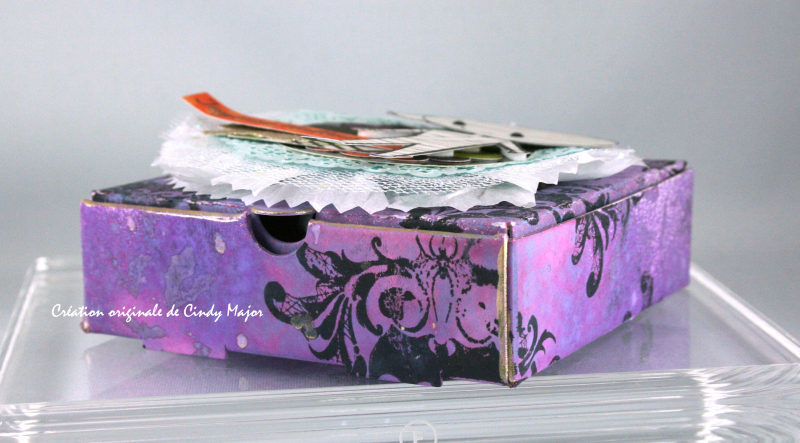 Mummy Pizza Box_side