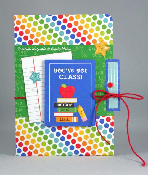 School Days Mini-Folder_Cindy Major