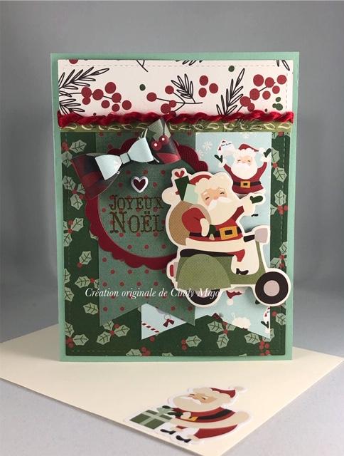 Jingle All the Way Santa_Cindy Major
