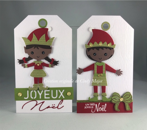 Holiday Elf - His and Hers Tags_Cindy Major