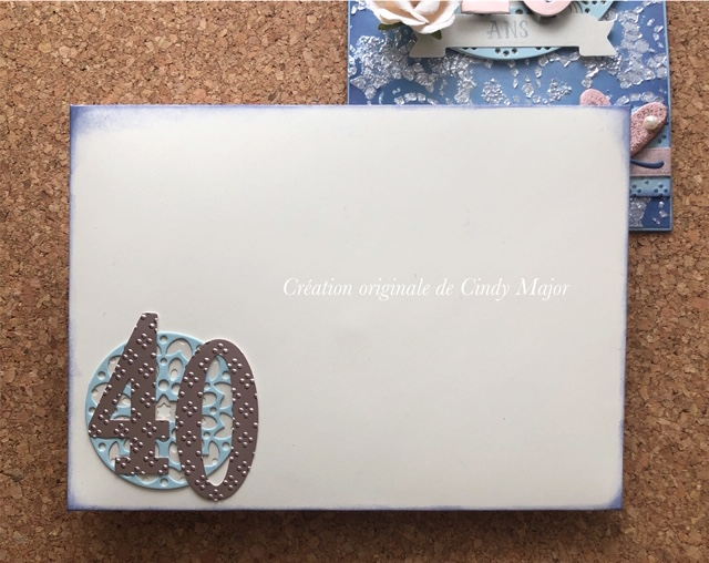 40th Anniversary Card_Cindy Major_envelope