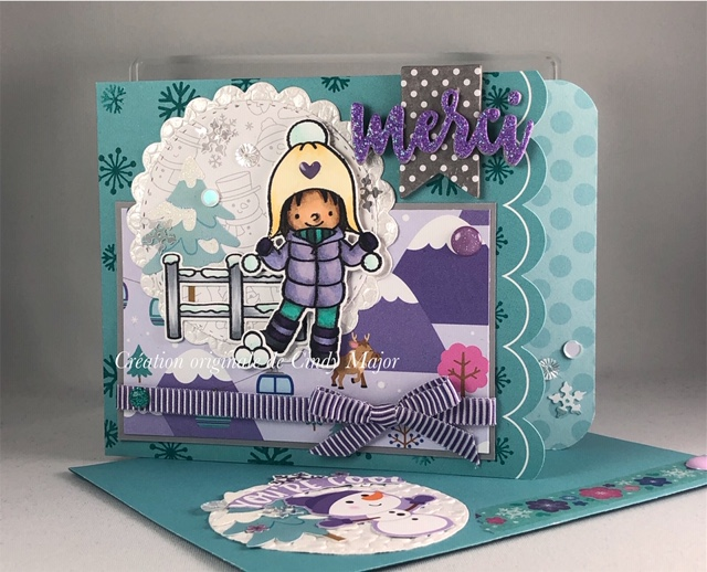 Snow Buddies_Winter Wonderland_Cindy Major