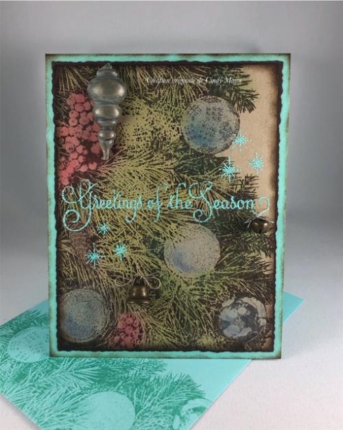 Pixel Christmas_Christmastime_Cindy Major